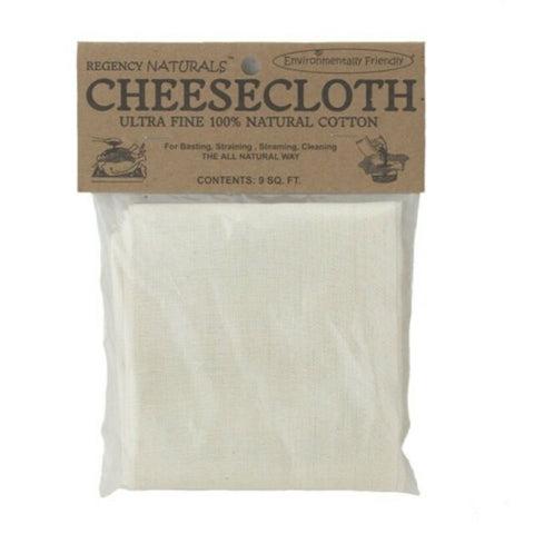 Regency Naturals Unbleached Cheese Cloth