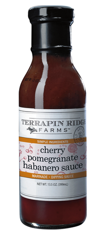 Terrapin Ridge Farms Cherry Pomegranate Habanero Sauce