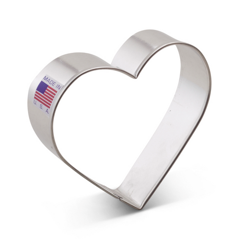 Ann Clark Heart Cookie Cutter - 3.125""