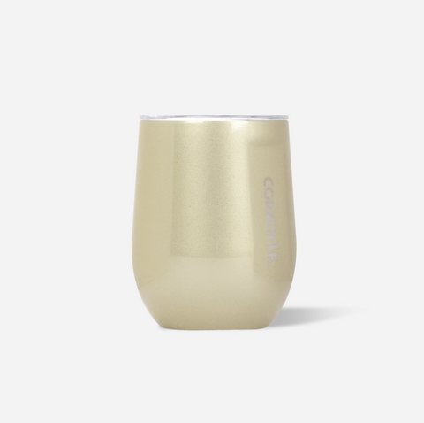 Corkcicle 12 oz Stemless - Glampagne
