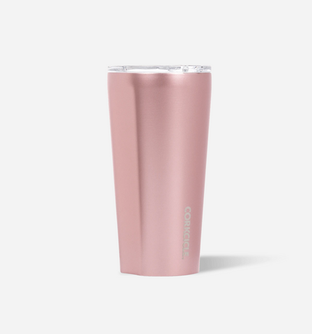 Corkcicle 16 oz Tumbler - Rose