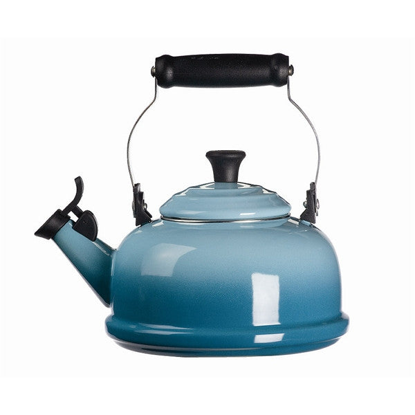Le Creuset Whistling Kettle - Caribbean