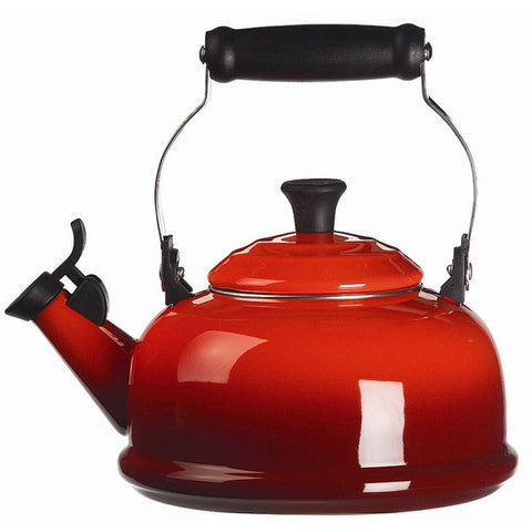 Le Creuset Whistling Kettle - Cherry