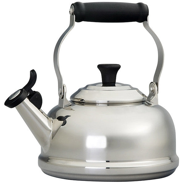 Le Creuset Whistling Kettle - Stainless Steel