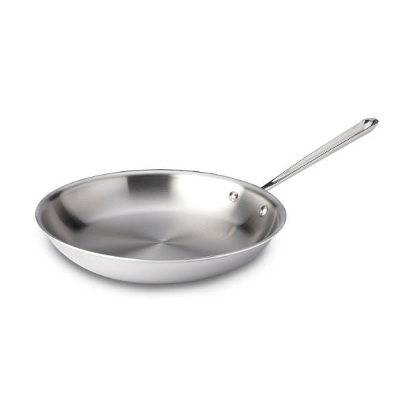 All-Clad d3 Stainless Fry Pan - 12""