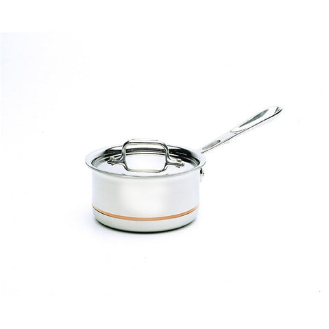 All-Clad Copper Core Sauce Pan - 1.5 Qt
