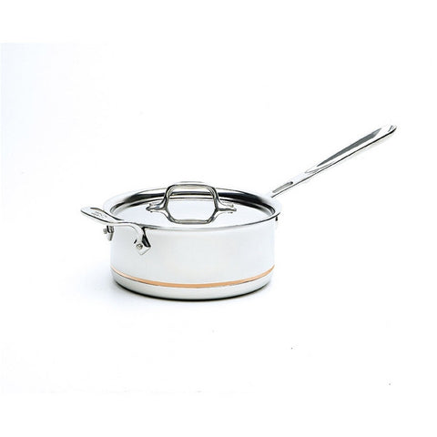 All-Clad Copper Core Sauce Pan - 3 Qt