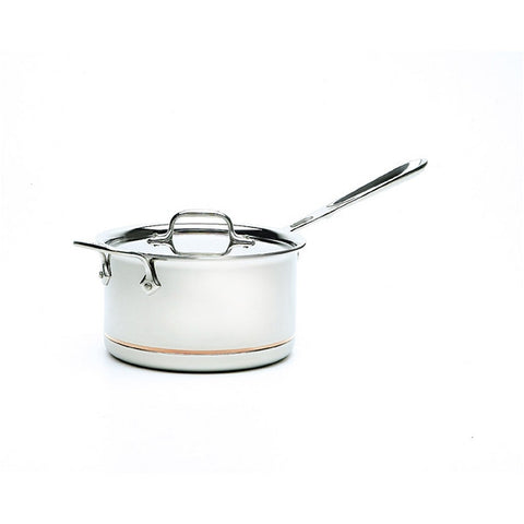 All-Clad Copper Core Sauce Pan - 4 Qt