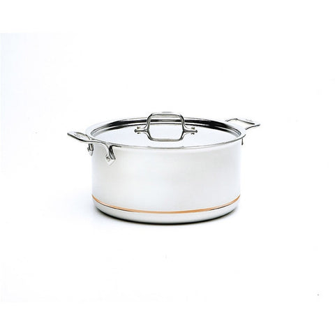 All-Clad Copper Core 8 Qt Stock Pot