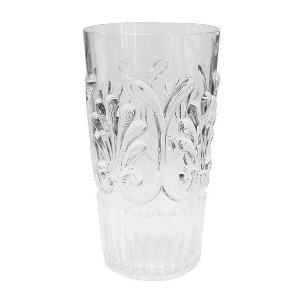 "Le Cadeaux Polycarbonate 6.5"" Highball Glass - Clear"