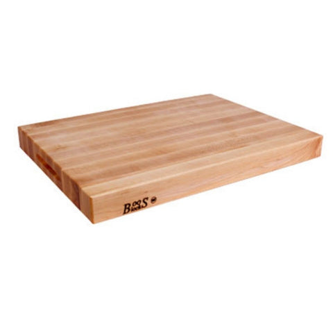 John Boos Maple Edge Grain Butcher Block