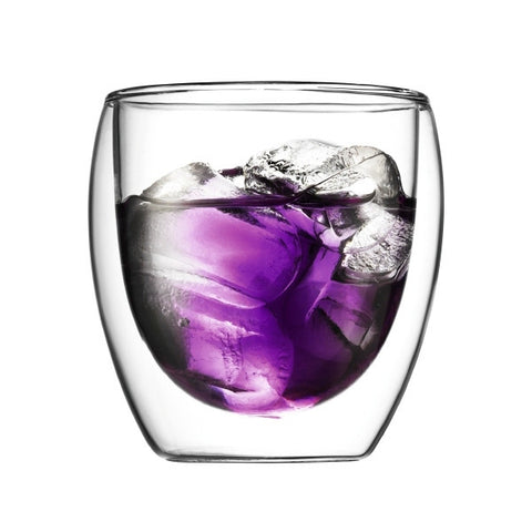 Bodum 8.5oz. Pavina Double Wall Glasses
