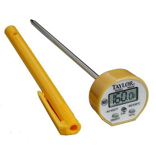 Taylor Five Star Digital Instant Read Thermometer