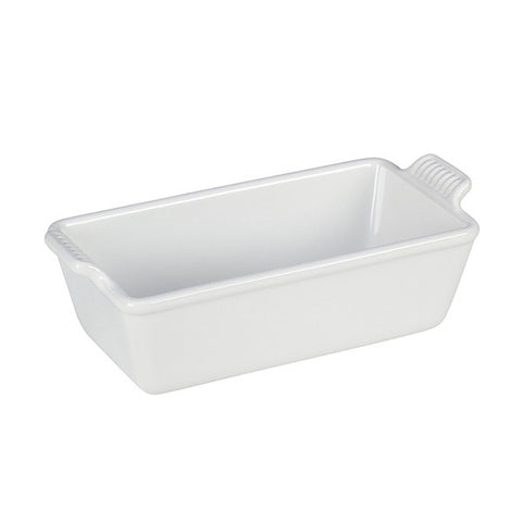 Le Creuset Loaf Pan - White