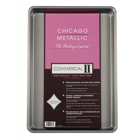 Chicago Metallic True Jelly Roll/Cookie Pan - Commercial II