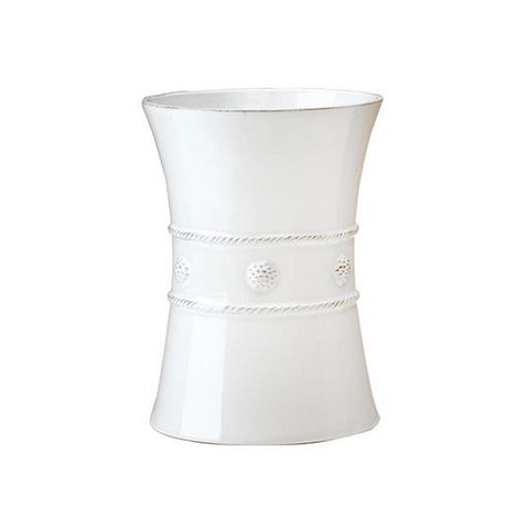 Juliska Berry & Thread Utensil Crock - White