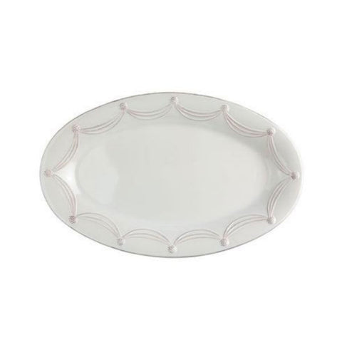 Juliska Berry & Thread Grand Oval Platter - White