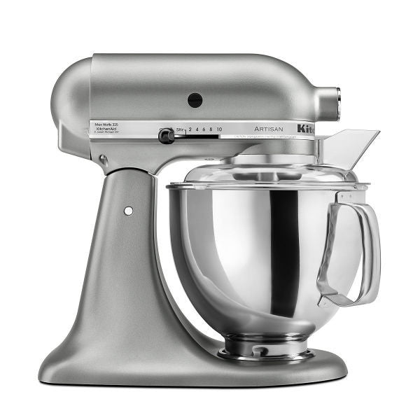 Kitchen Aid Artisan Stand Mixer - Silver – The Happy Cook