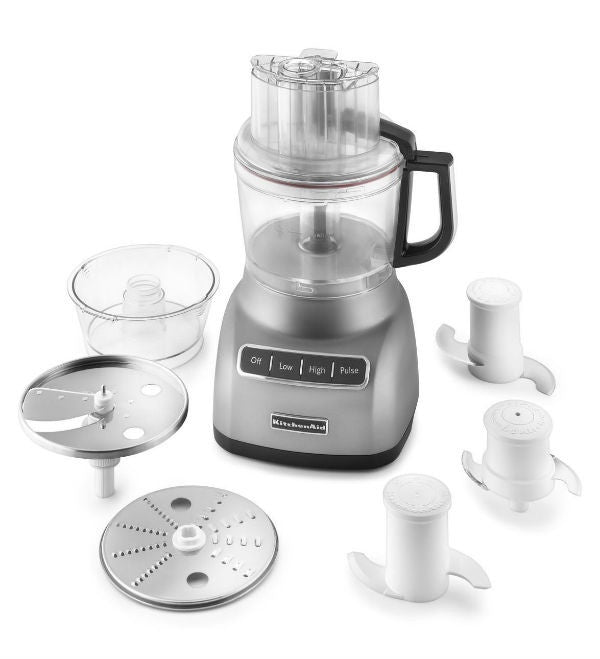 Kitchen Aid 9 Cup Food Processor – The Happy Cook on severin food processor, oster food processor, vegetable food processor, shop food processor, aroma food processor, a food processor, breville food processor, cuisinart food processor, kenwood food processor, chef's mark food processor, whole food processor, kidsline food processor, commercial food processor, ninja food processor, best food processor, small food processor, mini food processor, frigidaire food processor, ice cream food processor, black and decker food processor,