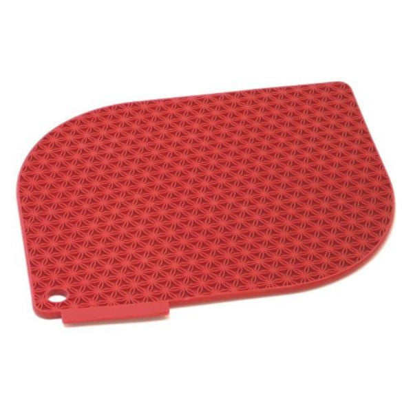 Charles Viancin Honeycomb Pot Holder - Sherry Red