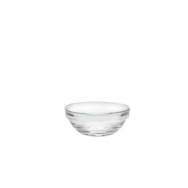 "Duralex 3.5"" Lys Stackable Glass Bowl"
