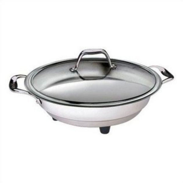 Cucina Pro Electric Skillet- 12""