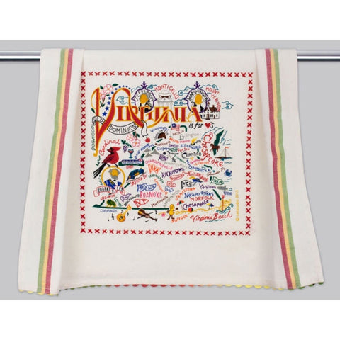 Catstudio Dish Towel - Virginia