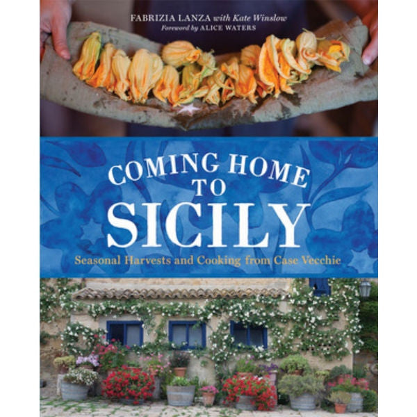 Coming Home to Sicily Cookbook