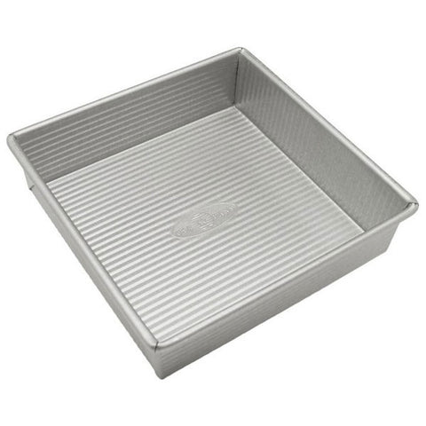 "USA Pan Cake Pan 8"" Square"
