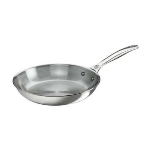 "Le Creuset 8"" Stainless Steel Fry Pan"