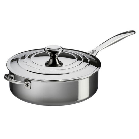 Le Creuset 4.5 Qt. Sauté Pan with Lid