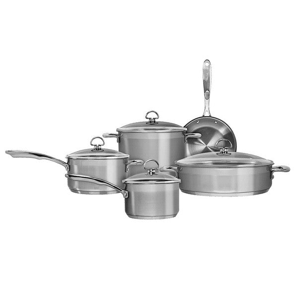 Chantal Induction 21 Steel 9 Piece Set