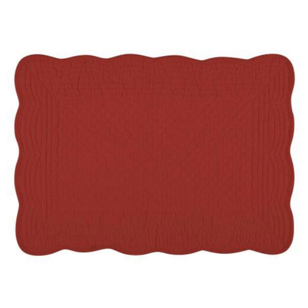Whim Fete Boutis Placemat - Red