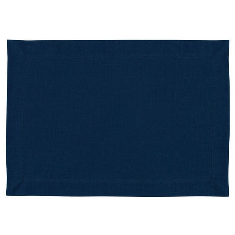 Whim Rustic Placemat - Navy