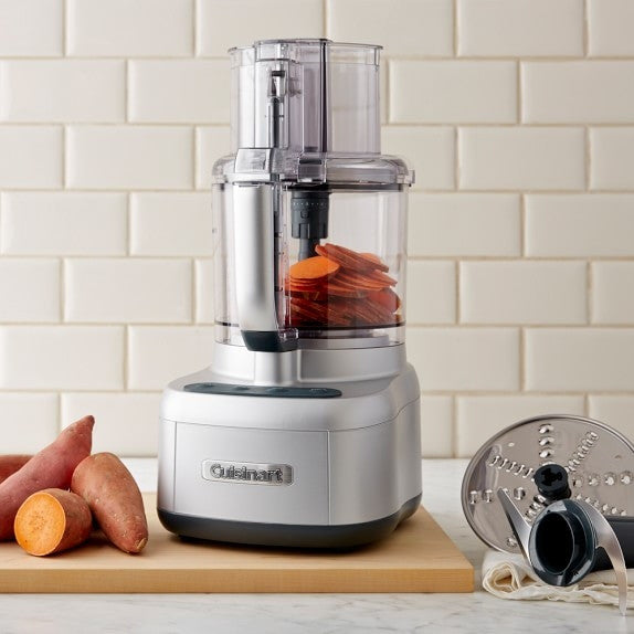 Cuisinart Elemental 8 Cup Food Proc Silver