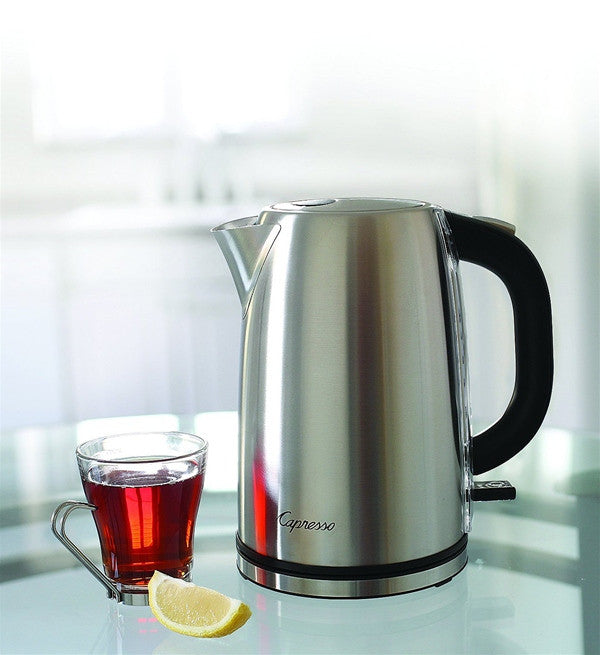 Capresso H2O Steel Plus Kettle