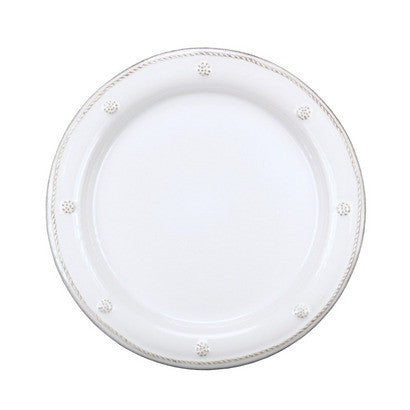 Juliska Berry & Thread Round Dessert Plate - White
