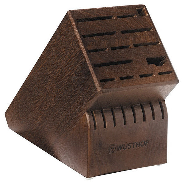 Wusthof Knife Block 22 Slot Walnut