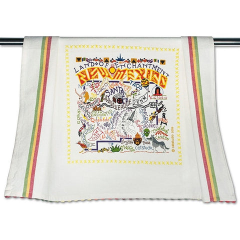 Catstudio Dish Towel New Mexico