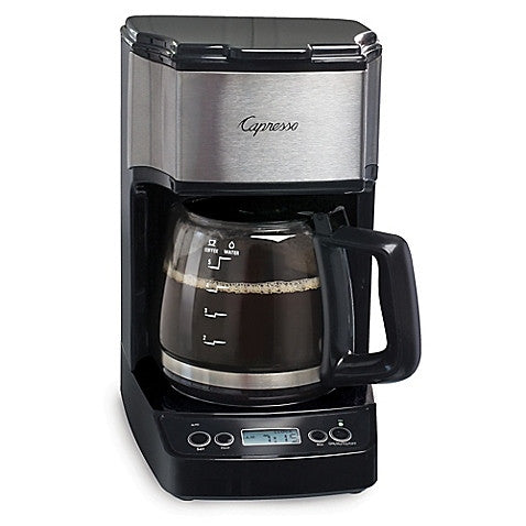 Capresso Mini Drip Coffee Maker 5 Cup