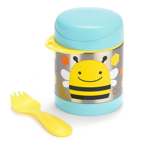 Skip Hop Food Jar - Bee