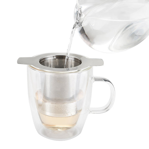 PinkyUp Universal Stainless Steel Tea Infuser