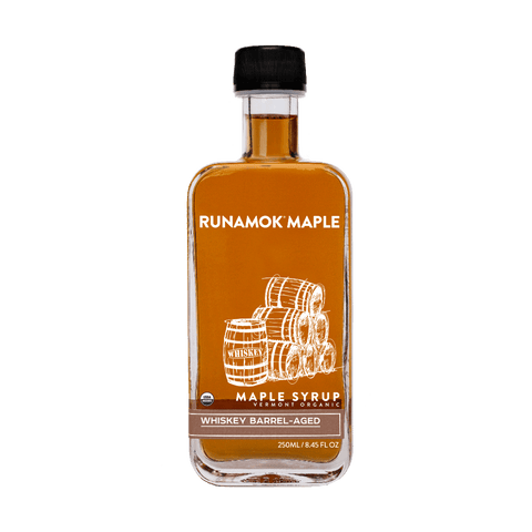 Runamok Maple - Whiskey Barrel-Aged Maple Syrup