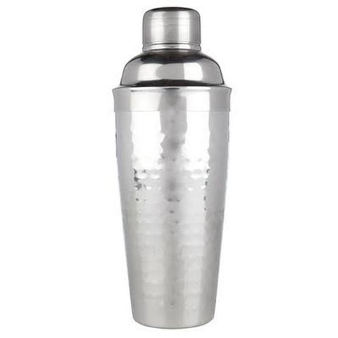 Admiral Hammered Cocktail Shaker