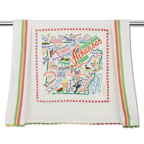 Catstudio Dish Towel - Arkansas