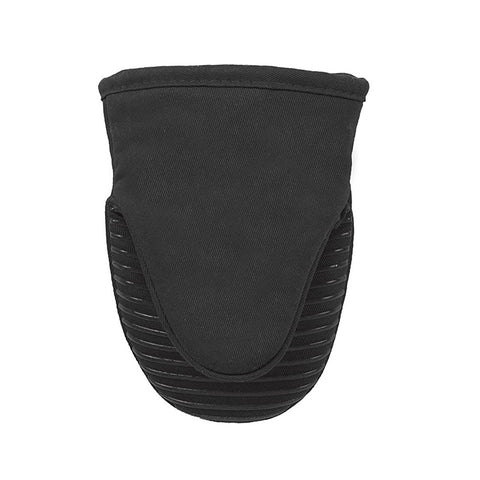 All-Clad Silicone Treated Grabber Mitt - Black