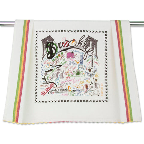 Catstudio Dish Towel - Brooklyn