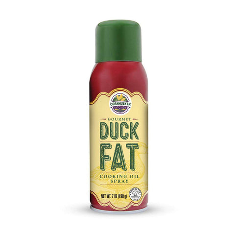 Cornhusker Duck Fat Spray