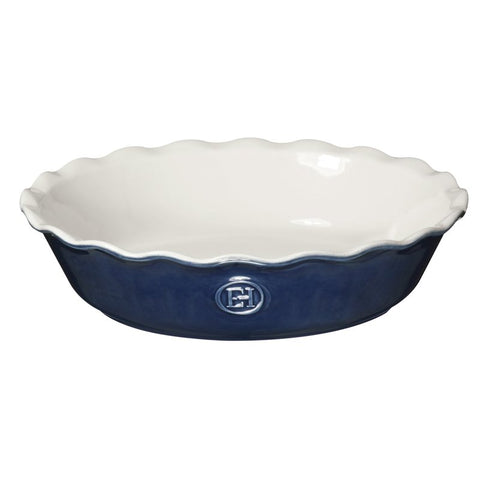 "Emile Henry Pie Dish 9"" Twilight"