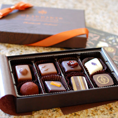 Gearhart's Chocolate 8 Piece Assorted Box